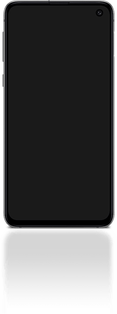 Samsung Galaxy S10e Display Measurment
