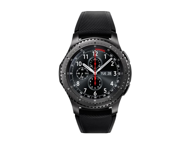 Gear S3 frontier (LTE) | SM-R765FDAAXSP | Samsung Business SG