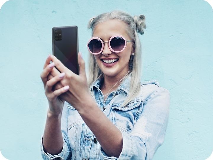 قم بالإطلاع على فئة Galaxy A الجديدة للعثور على الهاتف المناسب لك