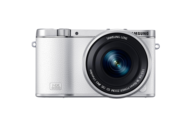 NX3000 (16-50 mm Power Zoom, 50-200 mm, Flash)