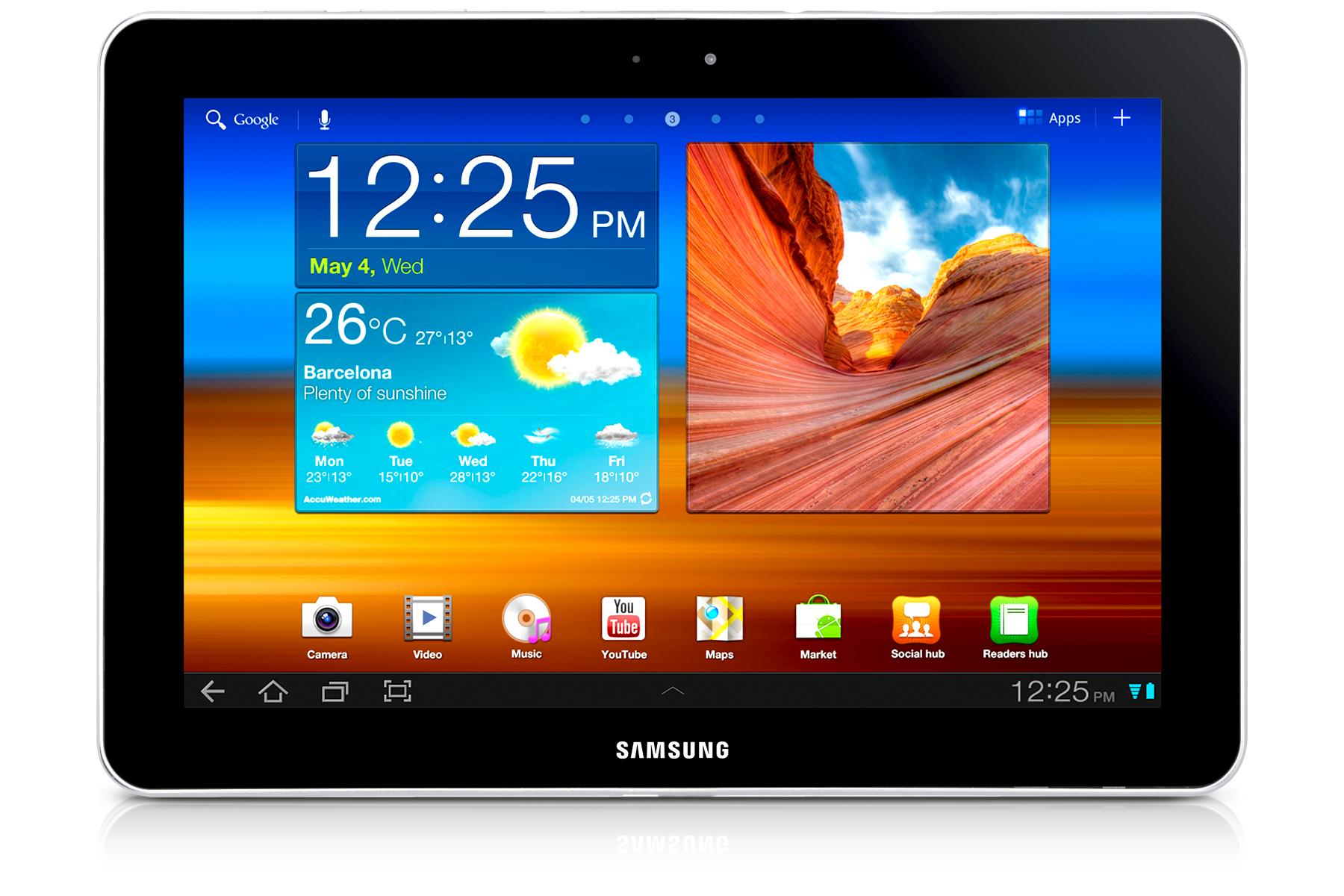 Galaxy Tab (10.1, 3G)