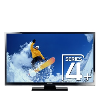 [3D]PS43E491B2R 43-inch HD Ready Plasma TV[2012]