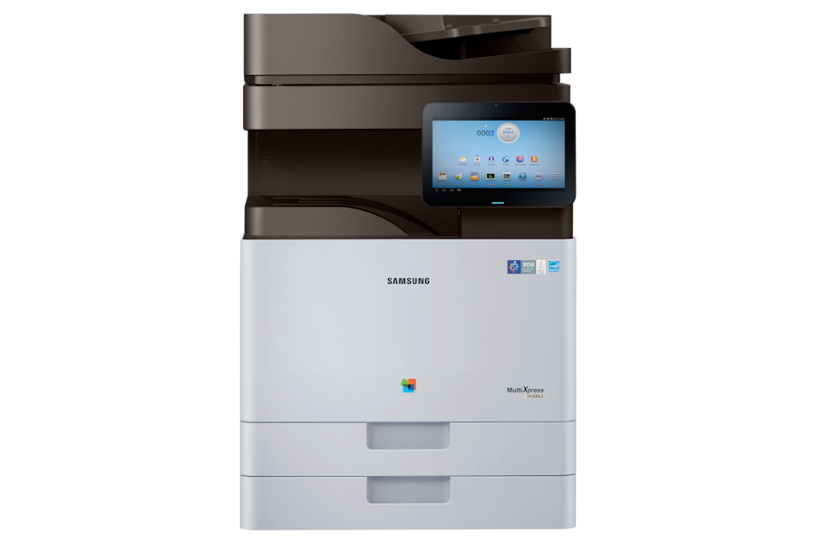 Samsung Smart MultiXpress SL-X4300LX X4300LX أمامي رمادي