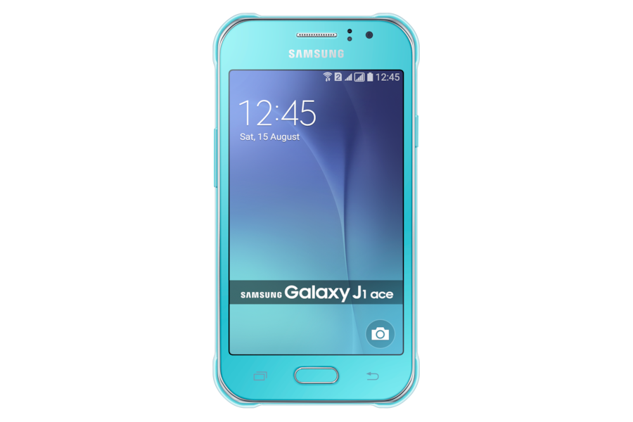 Galaxy J1 Ace J110H Front Turquoise