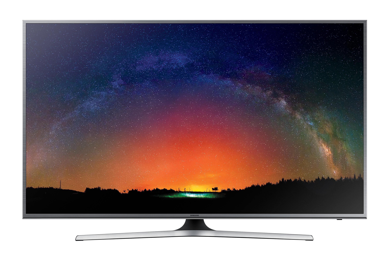 الفئة 7 من تلفزيونات SUHD 4K المسطحة الذكية طراز JS7200 مع شاشة 60 بوصة