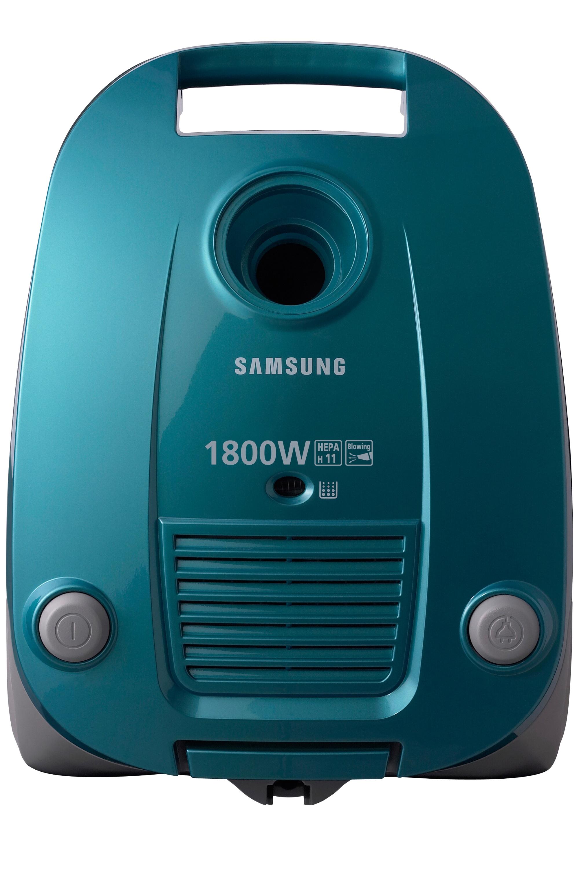 مكنسة SC4100 Canister VC صغيرة الحجم, 1600 وات, لون أزرق شامبيون