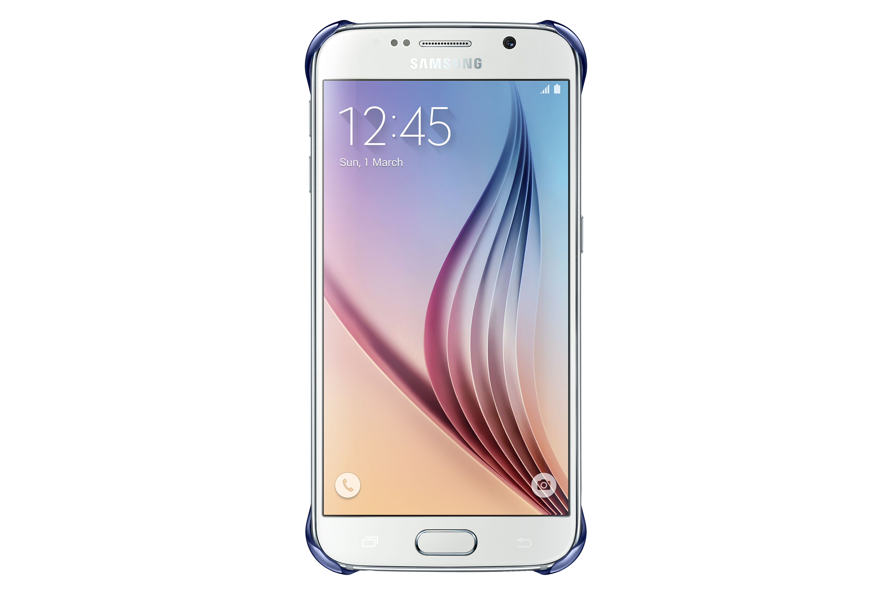 Galaxy S6 - Clear Cover