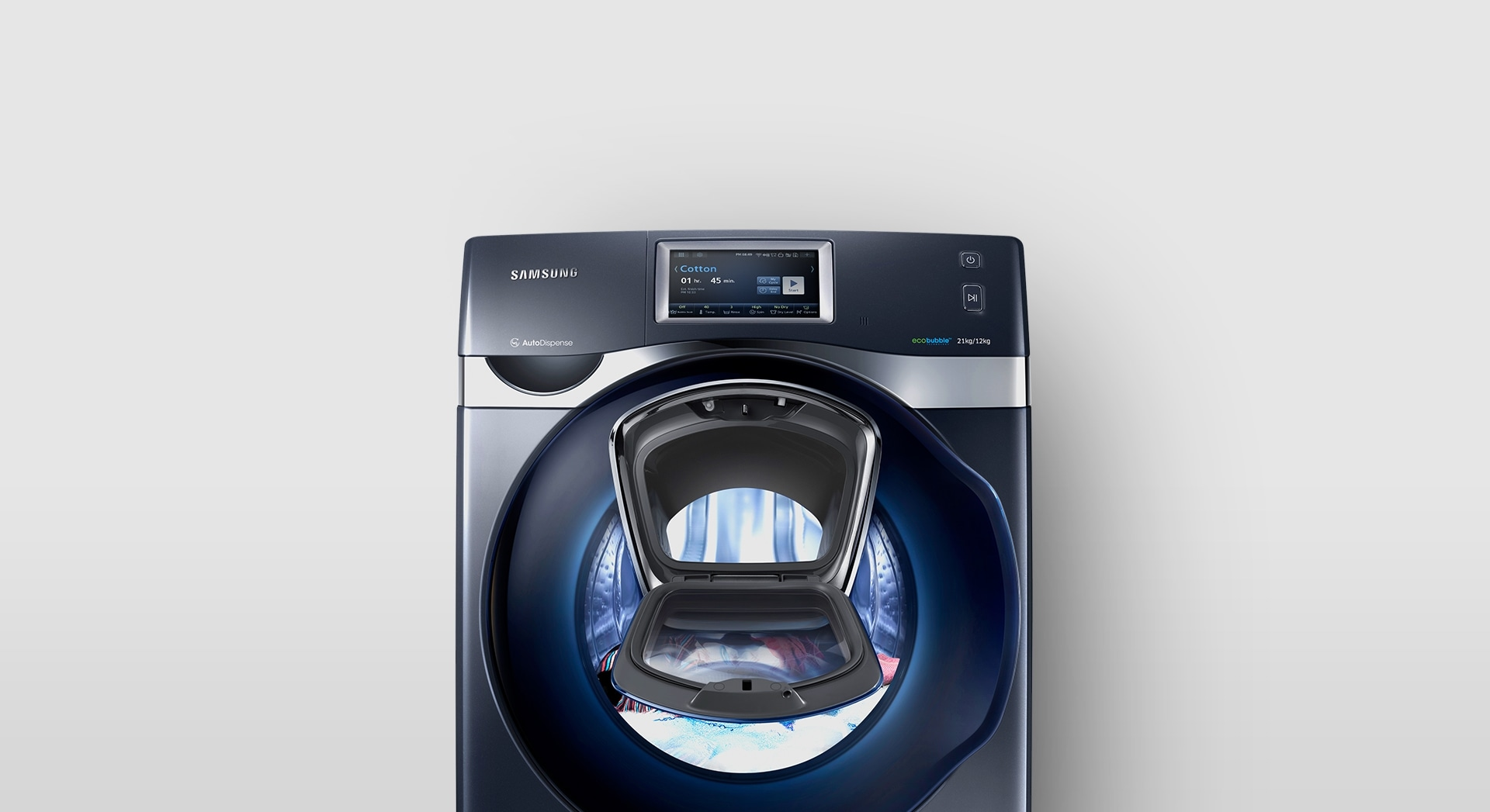 An image showing the WD9500K Add Wash with its Add Window open.
