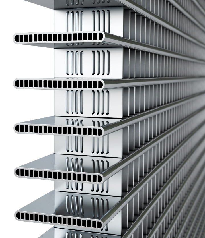 Better Heat Exchanger performance