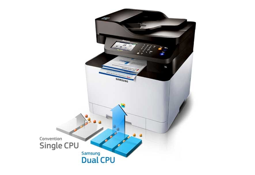 A higher level of printing performance