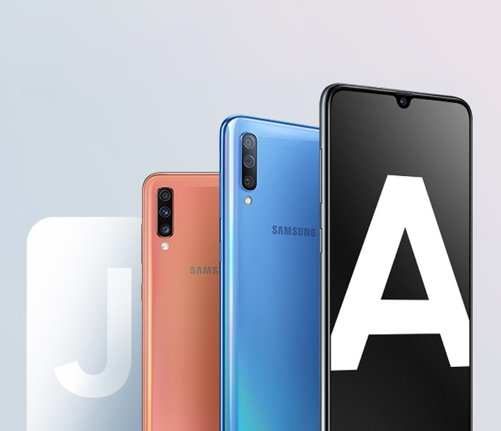Upgrade Galaxy J to the new Galaxy A.
