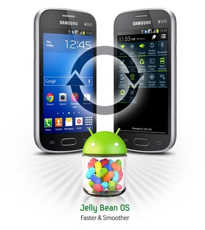 The Latest and Greatest from Android's Jelly Bean