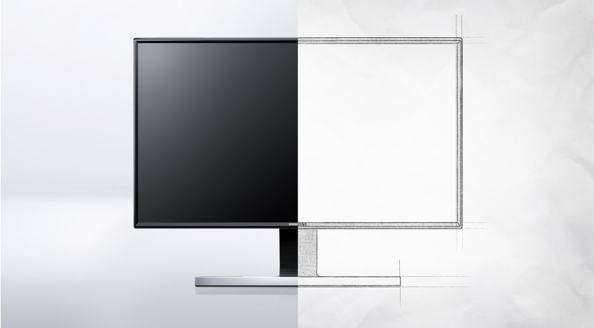 Design like no other for a completely new level of viewing pleasure