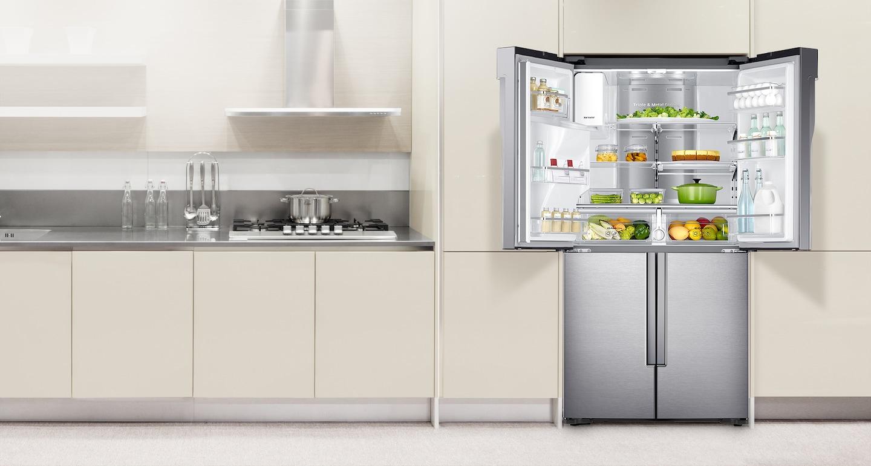 Outstanding freshness, Kitchen harmony