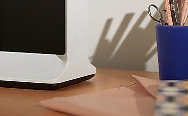 white-frame-school-desk
