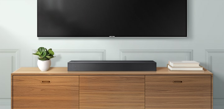 TV mate for better TV sound