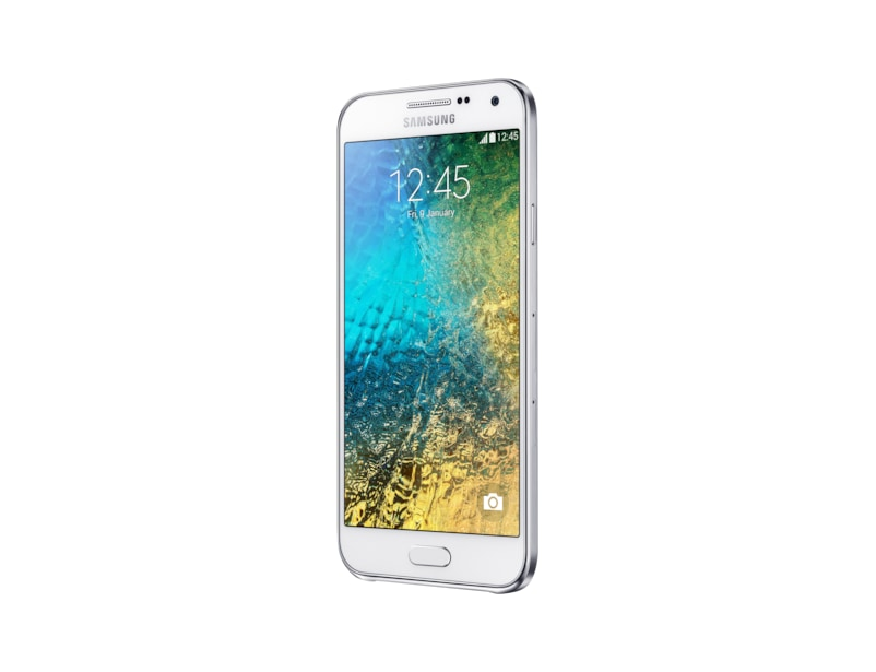 Galaxy E5 (White, 16GB)