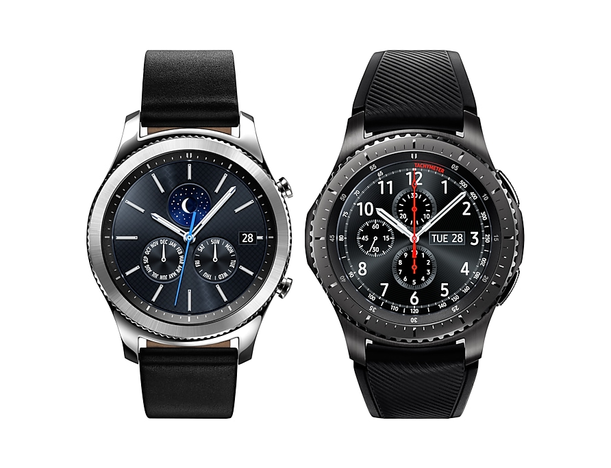Smartwatch Samsung Gear S3