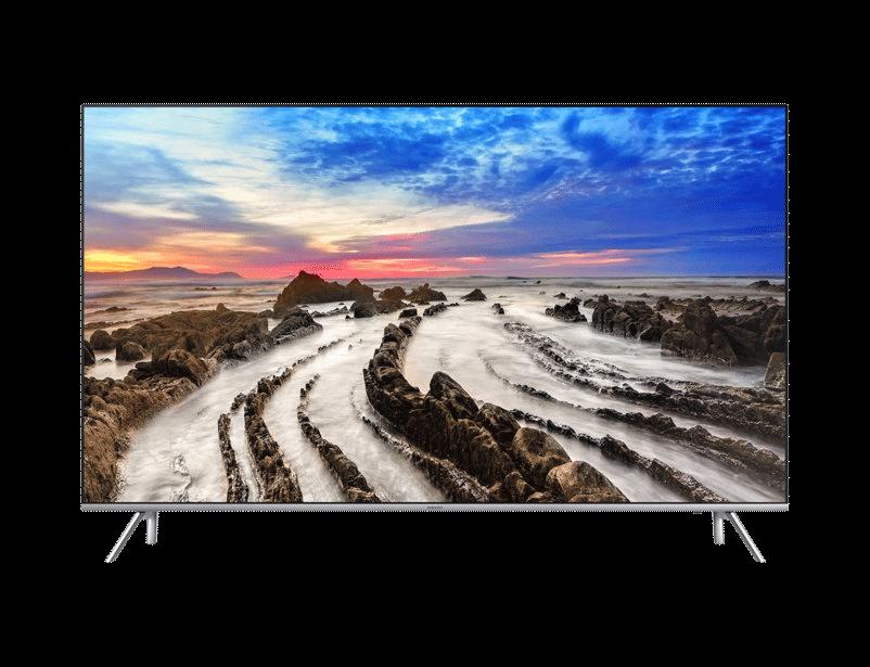 "65"" Premium UHD 4K Flat Smart TV MU8000 Series 8"