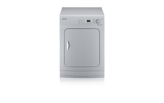 Troika2 Dryer with Sensor Dry & Fuzzy Logic Control, 6 kg, White