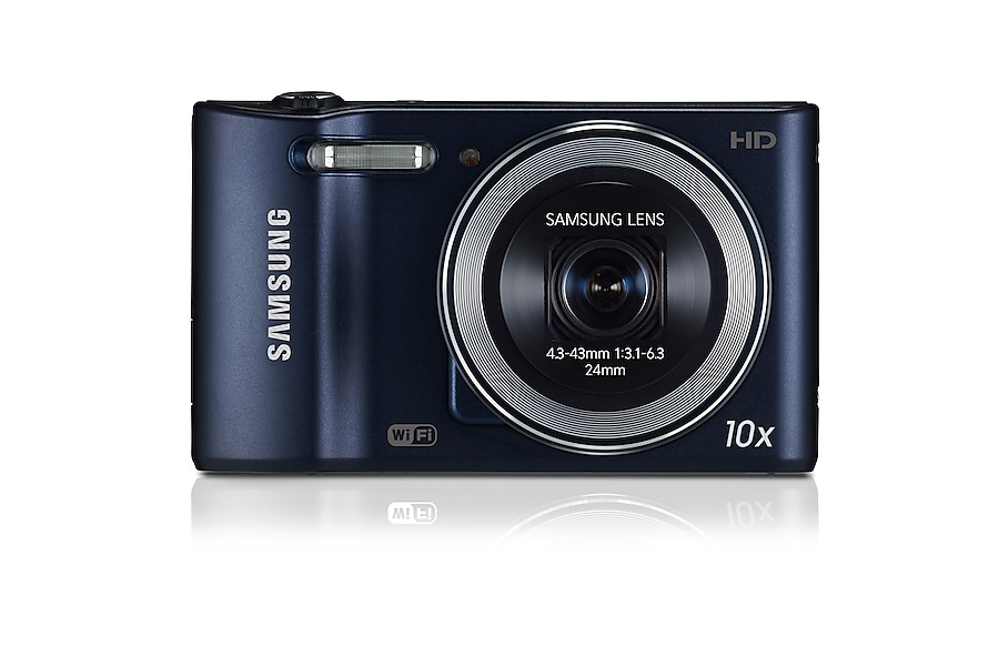 SAMSUNG WB30F Front black