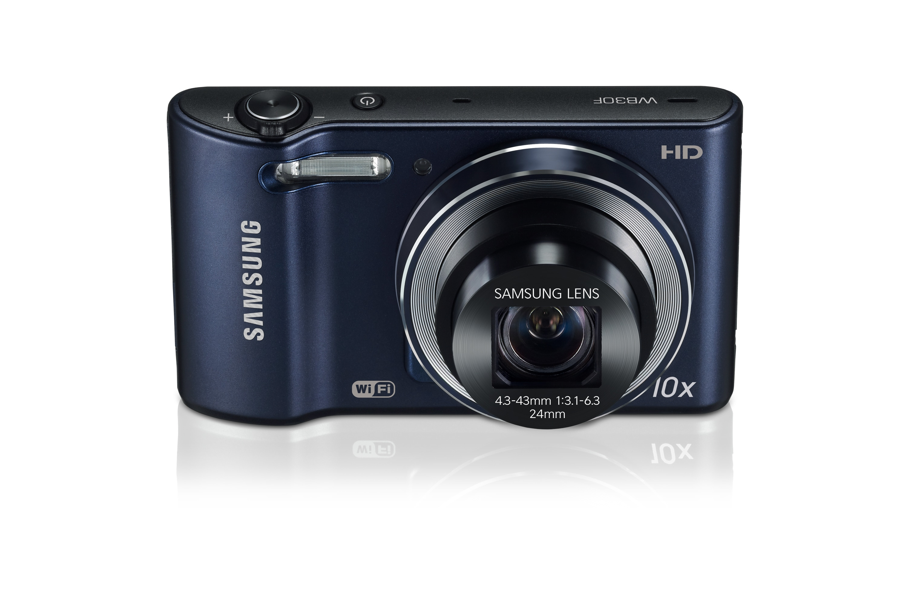 SAMSUNG WB30F Dynamic1 black