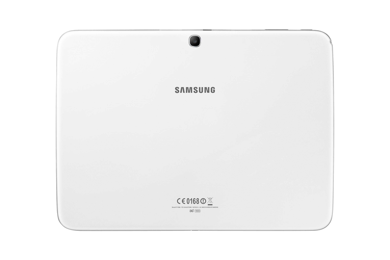 GT-P5200 Back 16GB White