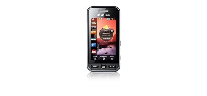 play store mobile samsung gt-s5233w