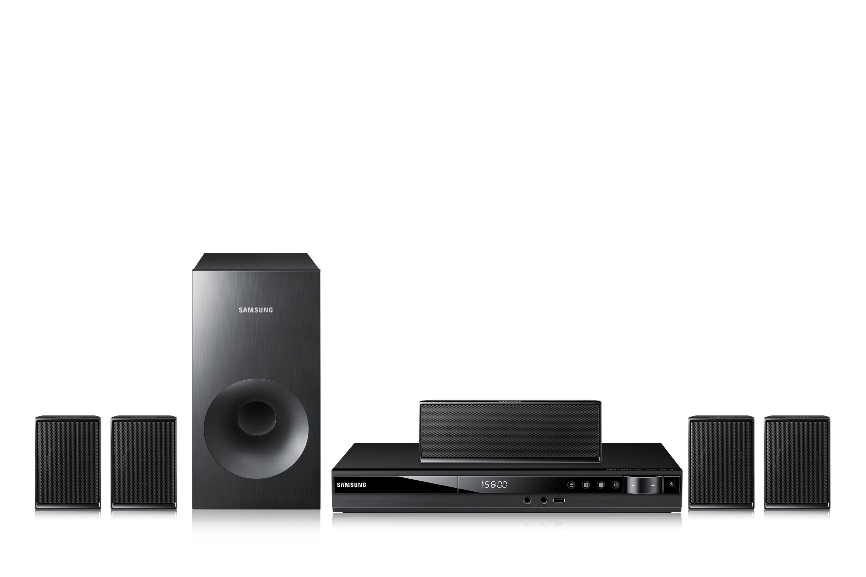 DVD Home Entertainment System E350K