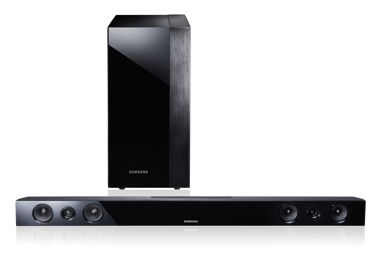 HW-F450 Front Black