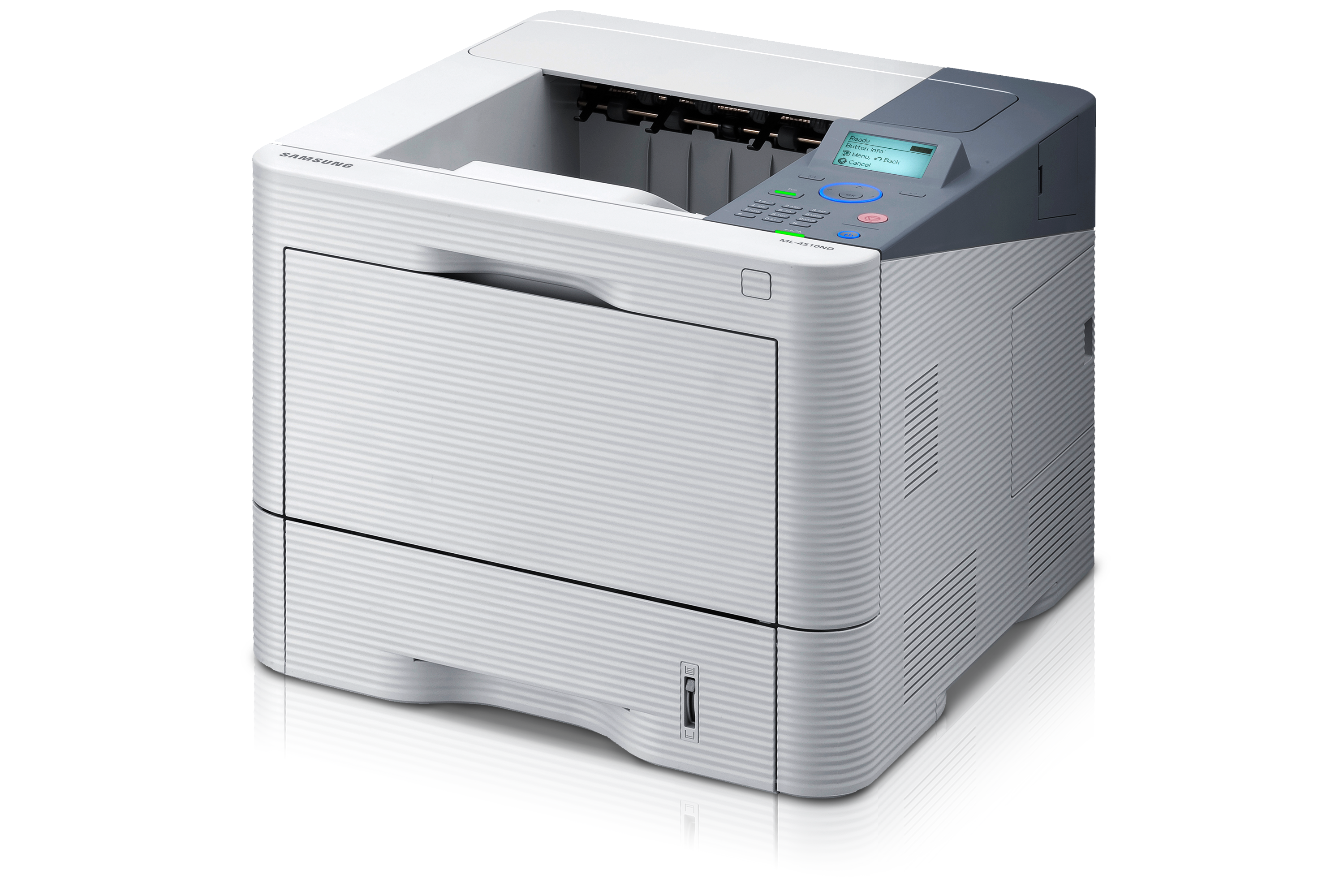 1200dpi 43ppm Mono Printer ML-4510ND