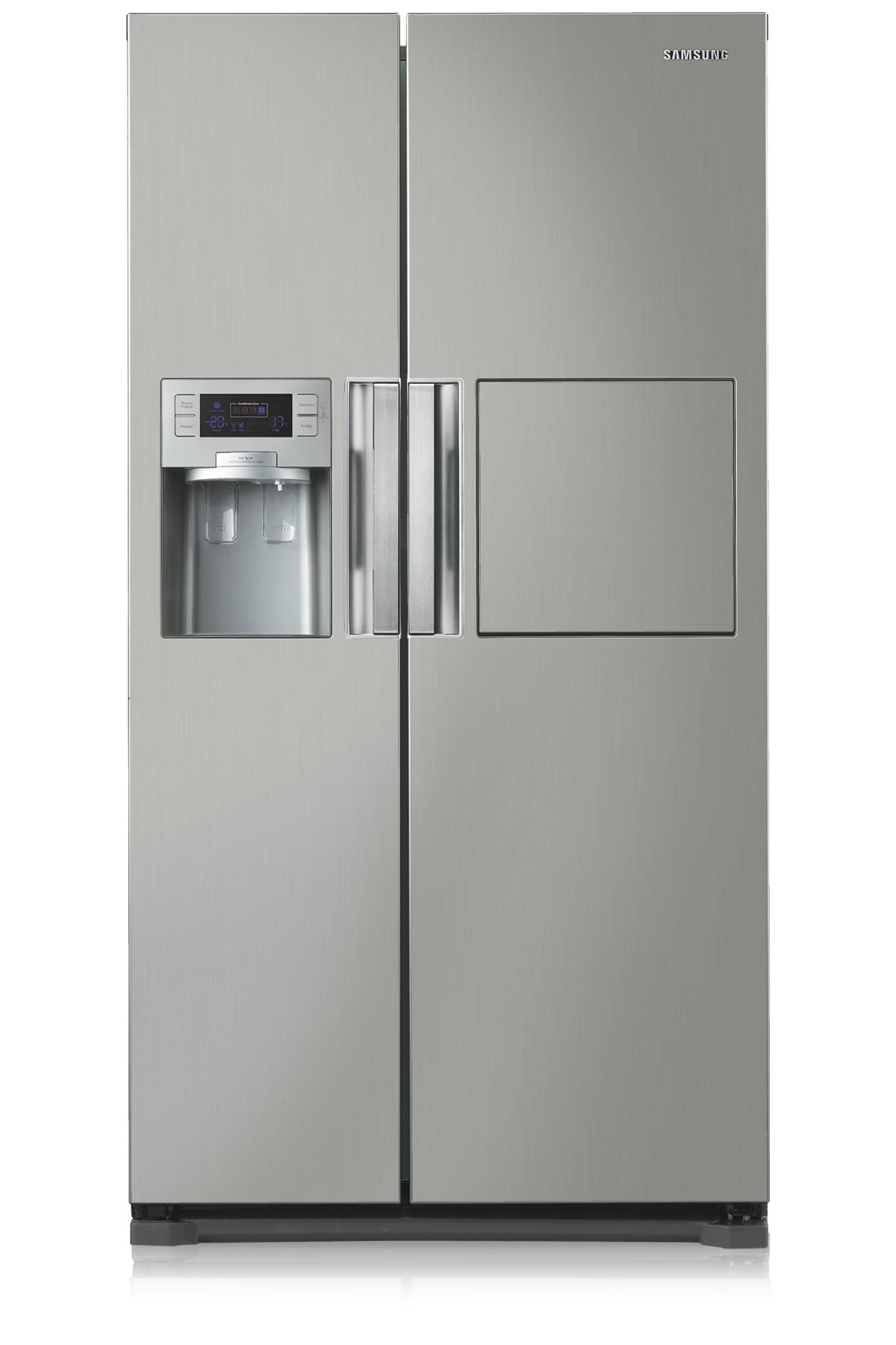 Samsung Rsh7znpn Side By Side Refrigerator Samsung Gulf