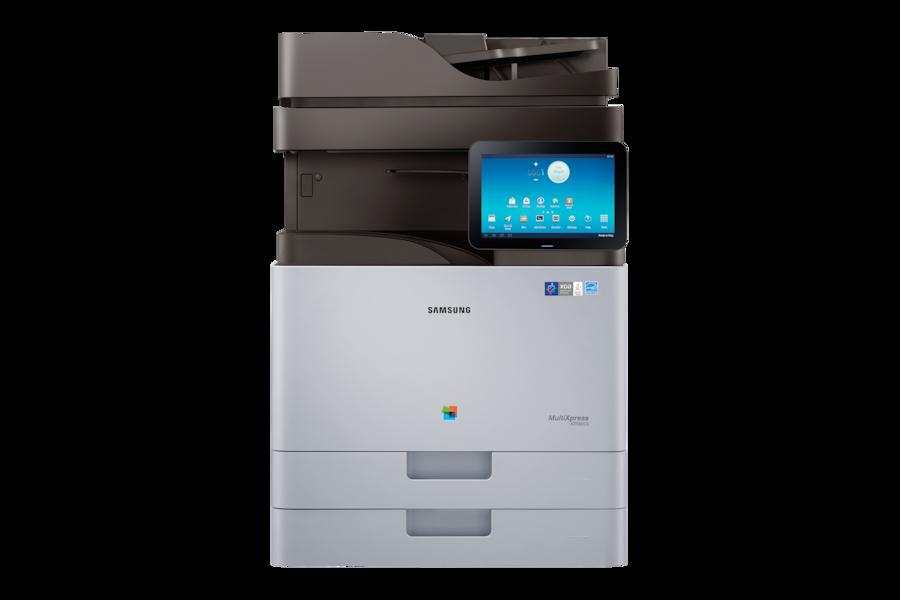 Smart  MultiXpress  SL-X7500LX/SAU A3 Colour Multifunction Printer (50 ppm) X7500LX Front Grey