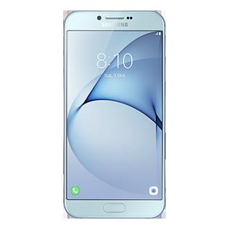 SM-A810F/DS Front Blue