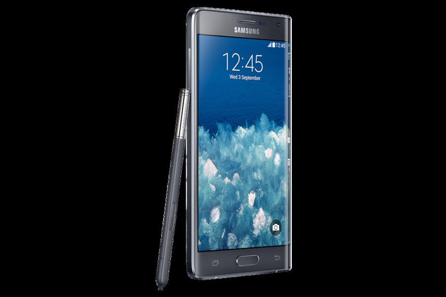 Galaxy Note edge N915F Right 45 Degree Pen Black