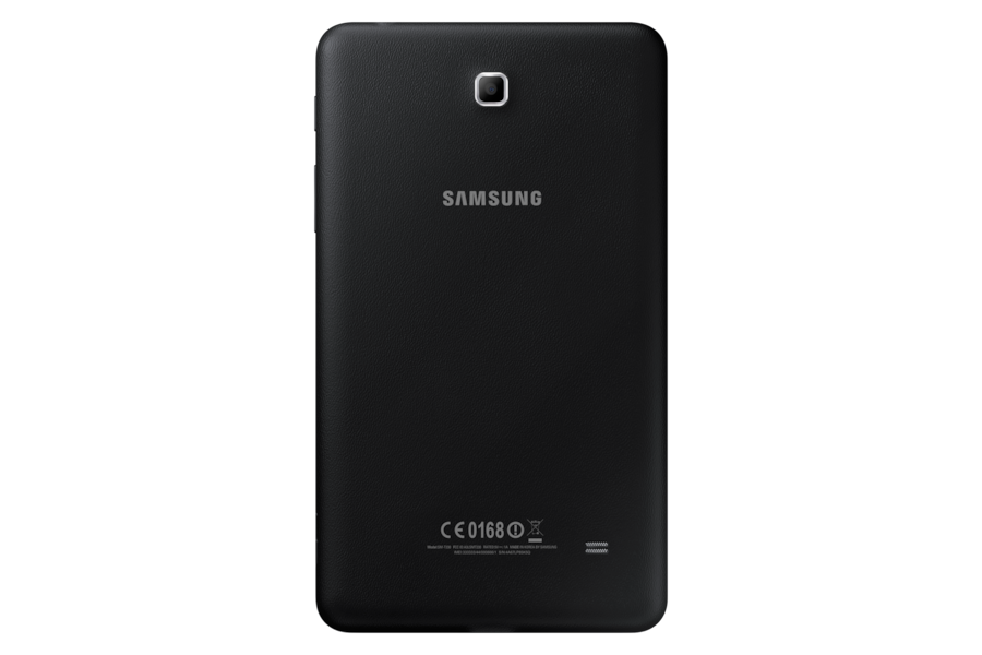 Galaxy Tab 4 (7.0, Wi-Fi)‎ T230 Back Black