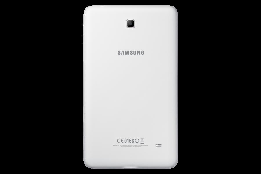 Galaxy Tab 4 T239 Back White