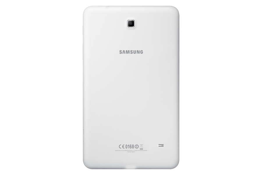 Galaxy Tab 4 (8.0, Wi-Fi)‎ T330 Back White