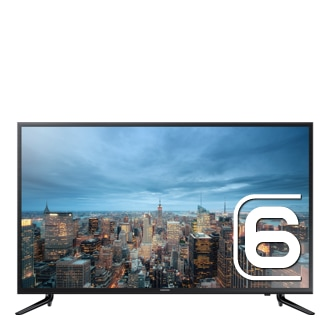 48 UHD 4K Flat Smart TV JU6000 Series 6