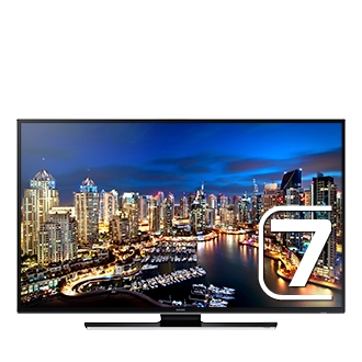 55 UHD 4K Flat Smart TV HU7000 Series 7
