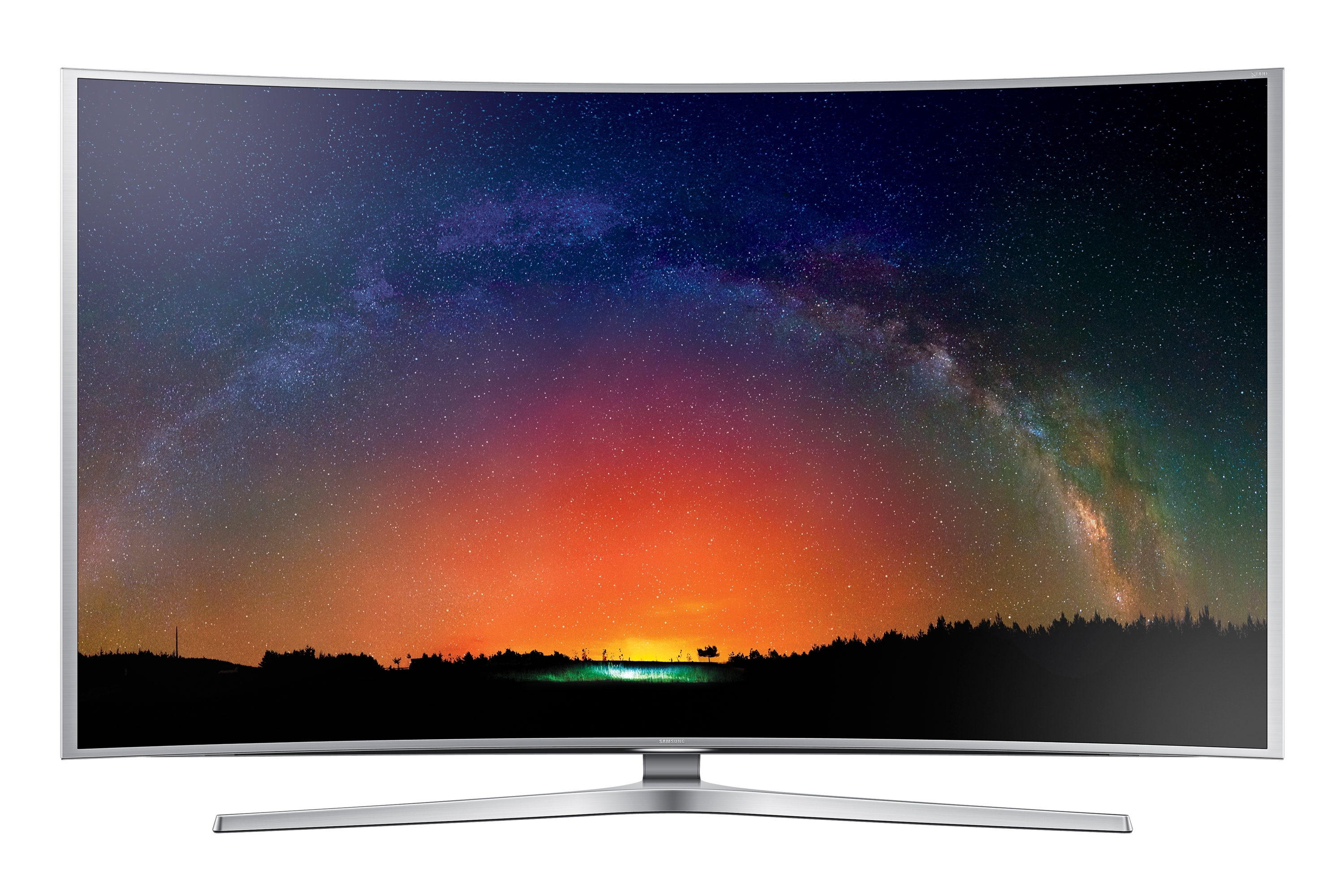 """55"""" SUHD 4K Curved Smart TV JS9500 Series 9"""