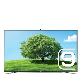 """UA65F9000AR 65"""" F9000 Smart Interaction 3D Ultra HD LED TV"""