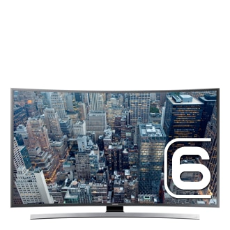 65 UHD 4K Curved Smart TV JU6600 Series 6