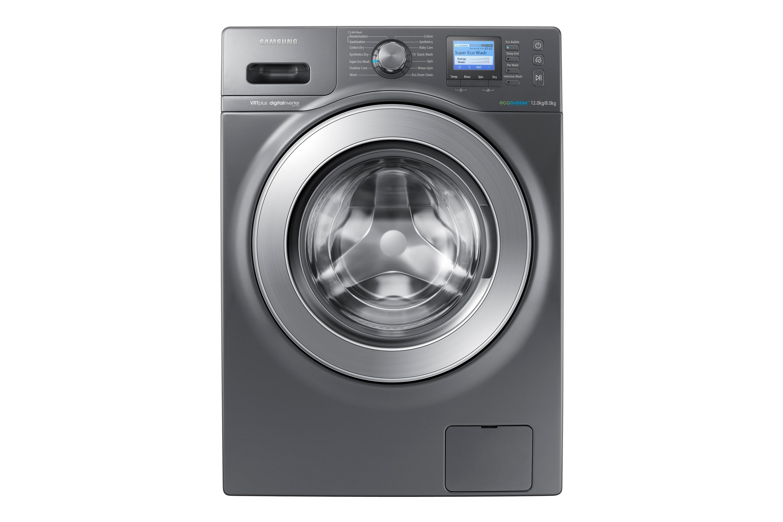 Samsung Washing Machine WD12F9C9U4X/NQ in Kenya Digital Inverter Motor Front Load Washing Machine Washer Dryer Inox 12/8 Kg