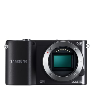 NX1000 Front black