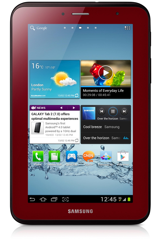 Galaxy Tab 2 (7.0, 3G)