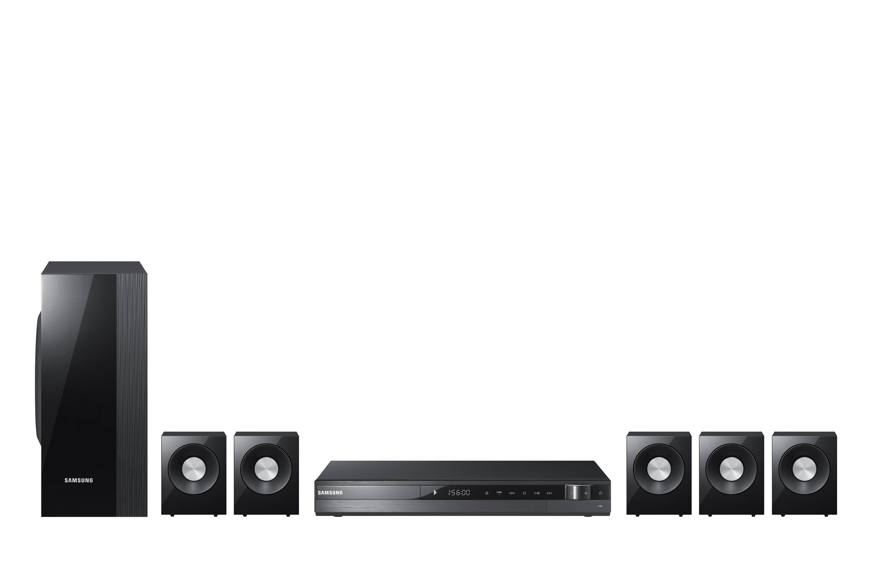 Affordable DVD  Home Theatre System with stylish design