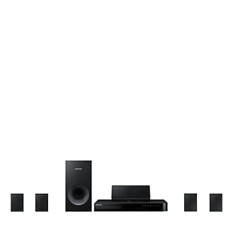 500 W 5.1Ch Blu-ray Home Entertainment System H4500