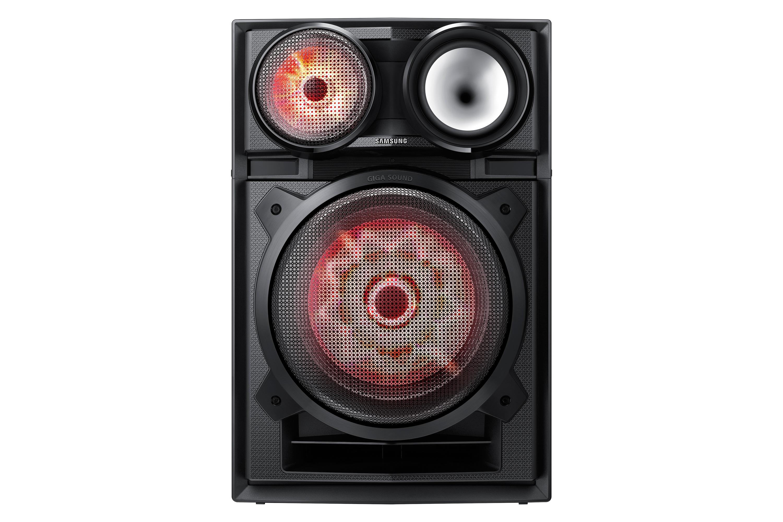 MX-HS9000 Front Black
