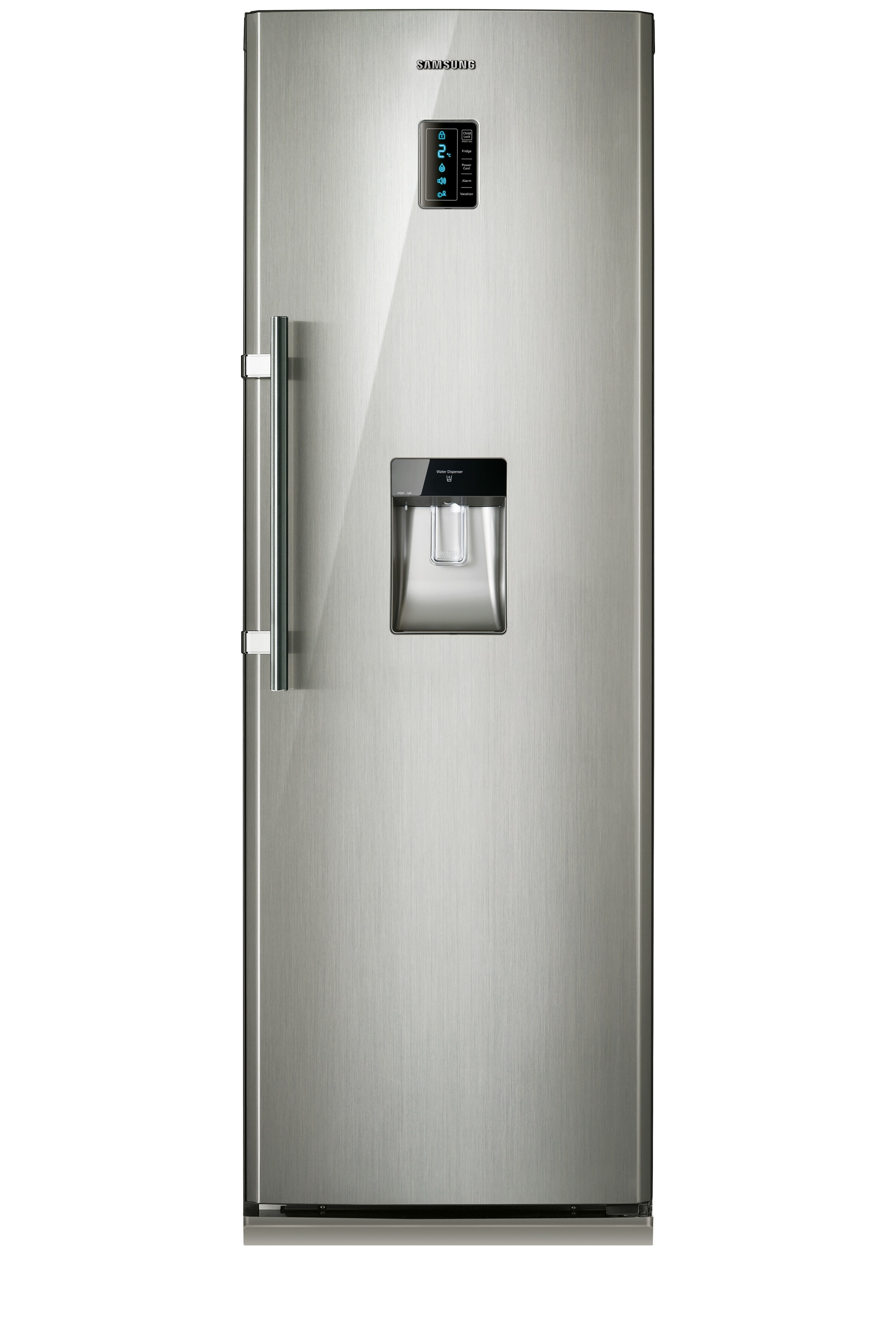 TWIN 1 Door with Easy Bar Handle, 348 L